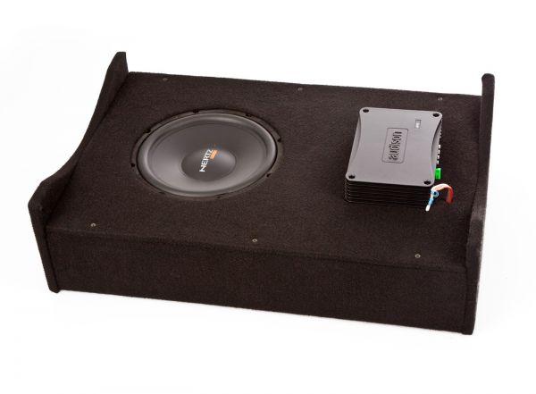 Soundsystem Nissan Juke