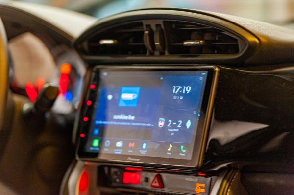 Toyota GT86 Subaru BRZ 2 DIN Radio nachrüsten