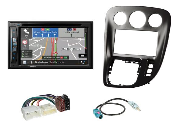 Mercedes Citan Doppel DIN Navigationssystem