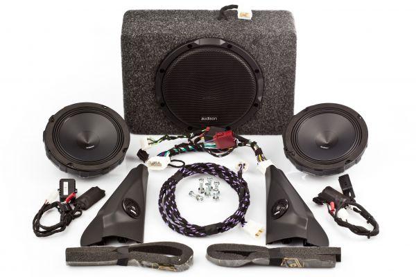 Suzuki Jimny GJ neue Lautsprecher